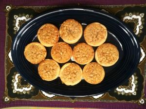 (gluten-free) pine nut cookies